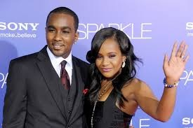 Bobbi Kristina Brown with her boyfriend Nick Gordon